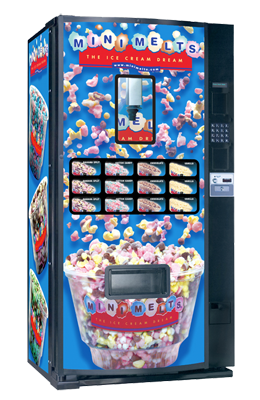 Jacks Icecream - Cotton Candy Machine