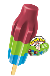 Bomb Pop Jr WARHEADS