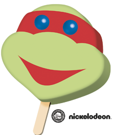 Ninja Turtle Face Bar