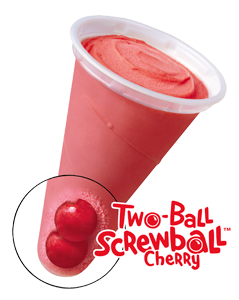 Two Ball Screwball Cherry